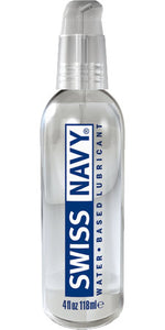 Swiss Navy Premium Water Based Lubricant - 118ml