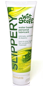 Wet Stuff Slippery Water Based Lubricant - 100g