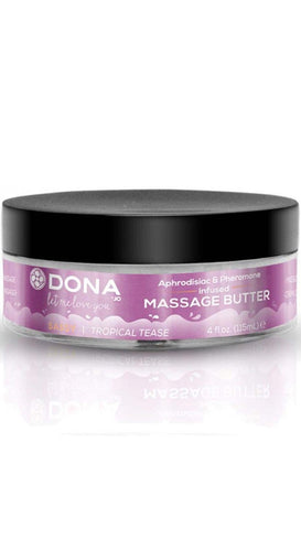 Tropical Tease Adult's Scented Massage Body Butter