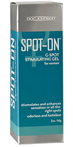 Womens G Spot Stimulating Gel by Doc Johnson - Main Image