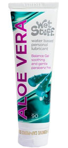 Aloe Vera Infused Water Based Sex Lubricant