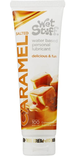 Wet Stuff Caramel Flavoured Water Based Sex Lubricant