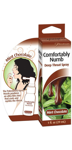 Mint Chocolate Comfortably Numb Deep Throat Spray Main Image