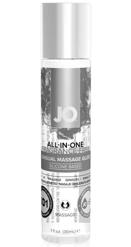 Fragrance Free Sensual Massage Glide - 30ml