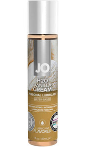 30ml Water Based Vanilla Cream Flavoured Personal Lubricant