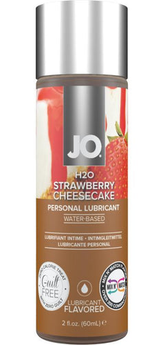 Strawberry Cheesecake Flavoured Water Based Lube
