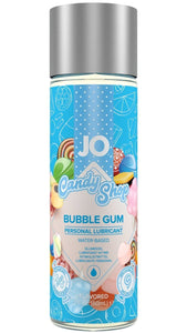Bubble Gum Flavoured Water Based Lube Front Image