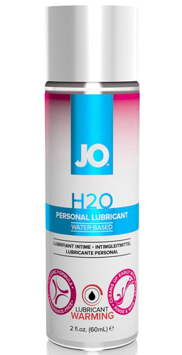 60ml Bottle Of Warming Water Based Lubricant