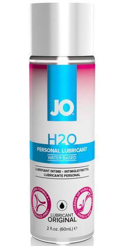 60ml Bottle Of Unscented Original Water Based Lubricant