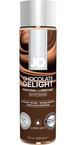 120ml Chocolate Delight Flavoured Edible Sex Lube