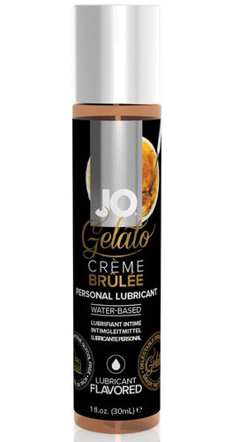 30ml Water Based Creme Brulee Flavoured Personal Lubricant