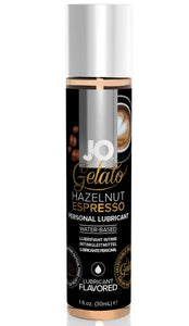 30ml Water Based Hazelnut Espresso Flavoured Personal Lubricant