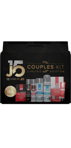 System Jo Limited Edition Couples Lubricant Kit Main Image