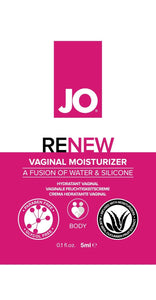 System Jo 5ml Sachet Vaginal Moisturizing Cream
