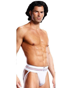 Sport's Men's Jockstrap in White