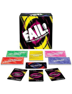 Fail - Adult Novelty Party Game
