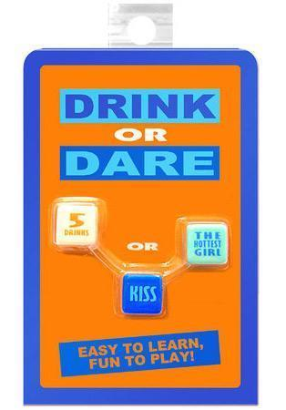 Drink Or Dare Adults Drinking Game