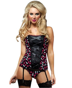 One Million Kisses Corset Lingerie