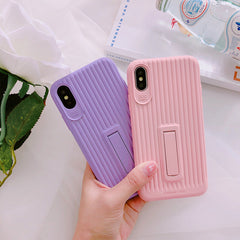 Candy Colors Holder iPhone Case