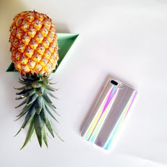 Rainbow Shining iPhone Case