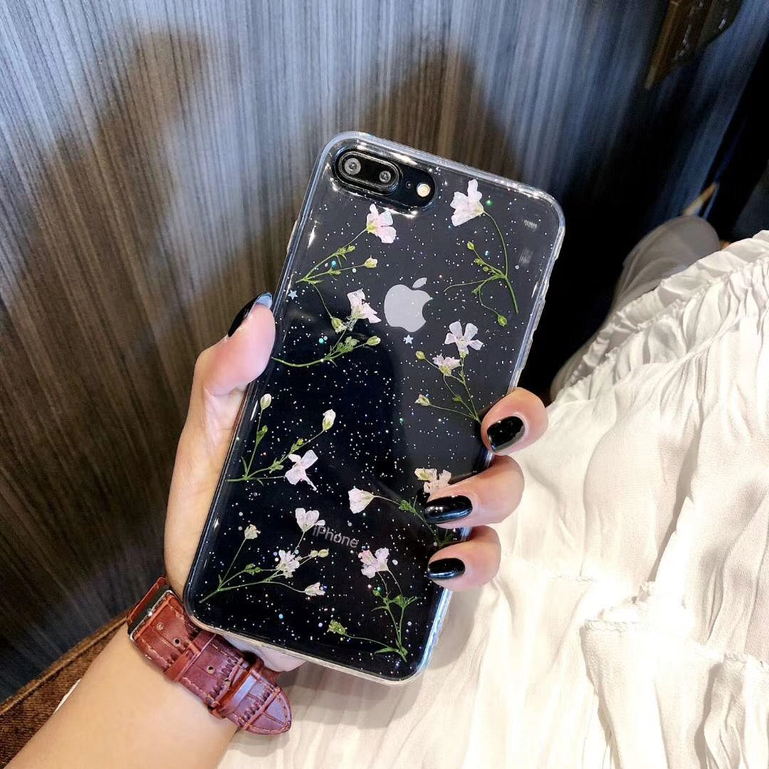 Dried Flower iPhone Case