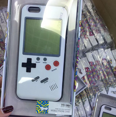 GameBoy Case for iPhone (20 Games Include)