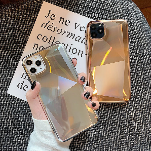 Crystal Mirror iPhone Case
