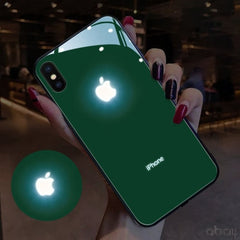 Sound Control LED Glowing iPhone Case (from 7 to XS Max)
