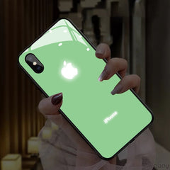 Sound Control LED Glowing iPhone Case (from 11 to 12 Pro Max)