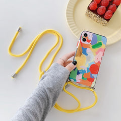 Colorful Chain iPhone Case