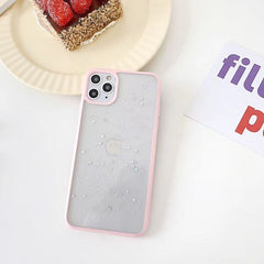 Candy Color Glitter iPhone Case