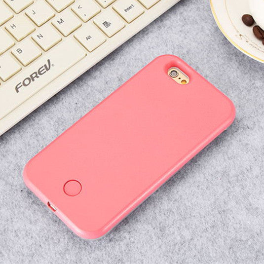 Selfie Flash iPhone Case