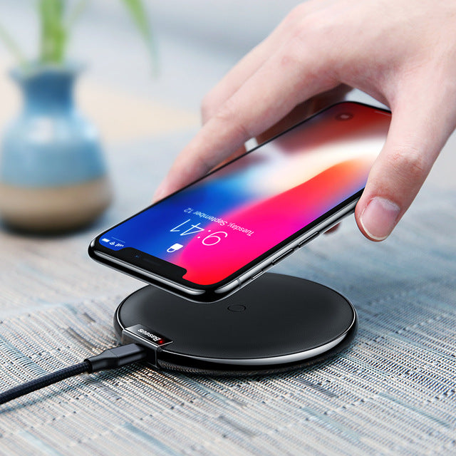 Baseus Wireless Charger QI Charging Pad