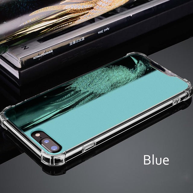Luxury Mirror iPhone Case (6 Colors)
