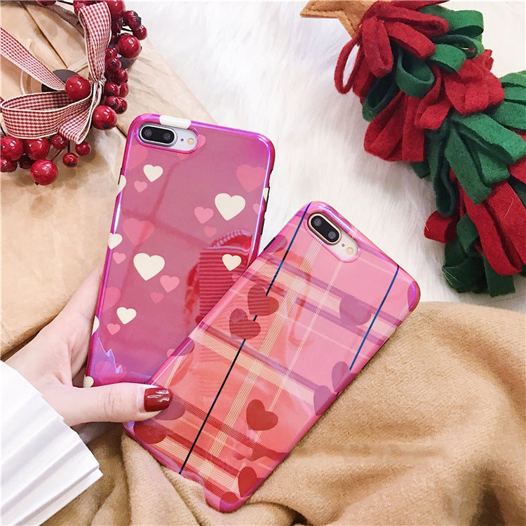 Love Heart Bright iPhone Case