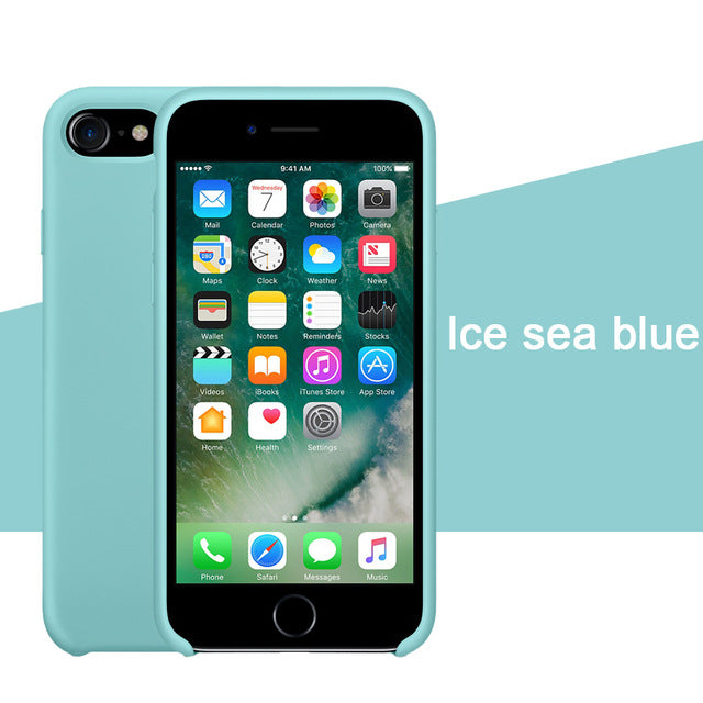 finest selection b6b0a 0ad58 iPhone 8 Plus / 7 Plus Original Silicone iPhone Case