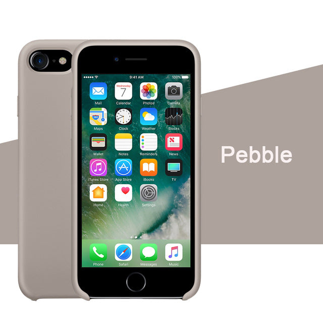 iPhone 8 / 7 Original Silicone iPhone Case