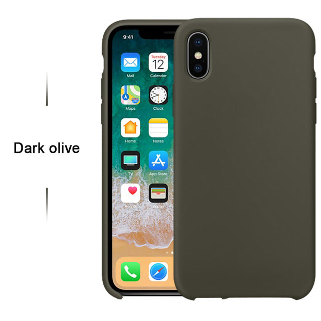 iPhone 8 Plus / 7 Plus Original Silicone iPhone Case
