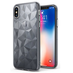 3D Diamond Pattern iPhone Case