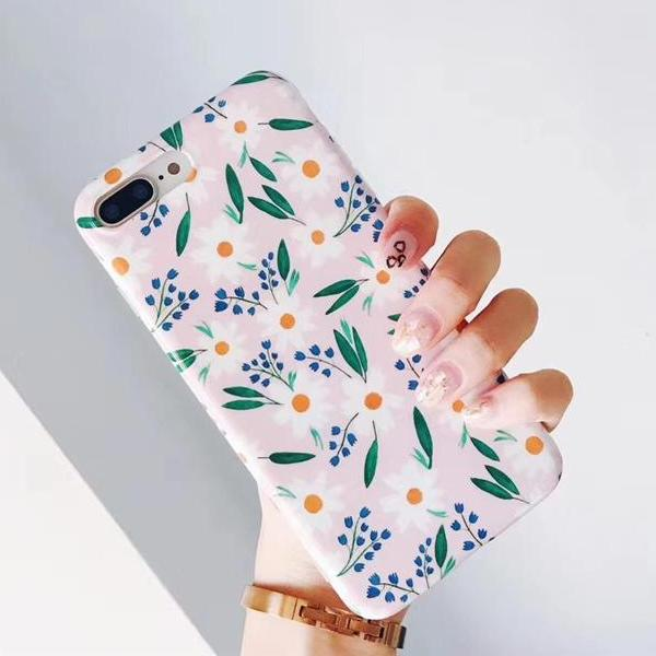 Daisy Floral iPhone Case