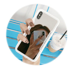 Shockproof Mirror iPhone Case