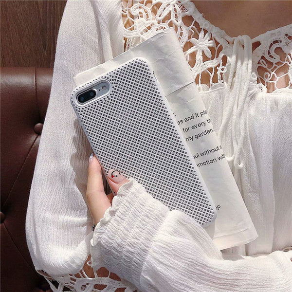 Colorful Breathable iPhone Case