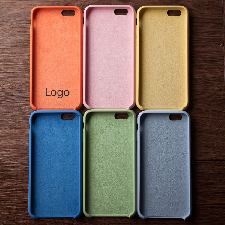 iPhone 12 mini - 12 / 12 Pro - 12 Pro Max Original Silicone iPhone Case