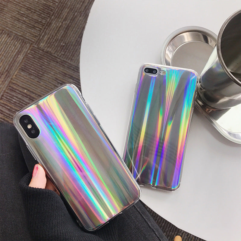 Laser Holo iPhone Case