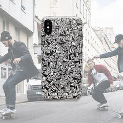 Vans Off The Wall iPhone Case