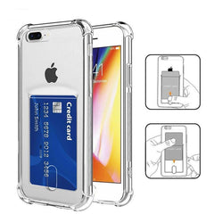 Airbag Card Holder iPhone Case