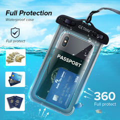 Universal Waterproof Case & Pouch