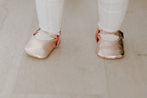 MARY JANE | ROSE GOLD Size 4