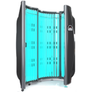 Stand Up Commercial Solar Storm Tanning Beds - Perfect for Salons