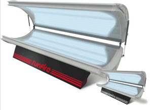 SunFire Pro 24 Commercial Tanning Bed